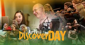 Arts Discover Day 2019