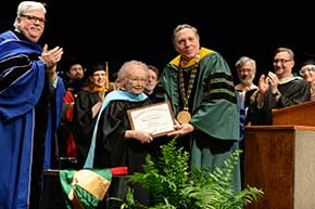 bettye quinn honorary degree