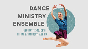 dance ministry ensemble 2016