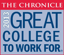 2013 Great College to Work For
