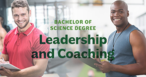Bachelor of Science in Leadership and Coaching