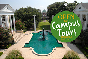 Open to Campus Tours